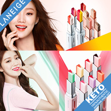 Added 2018 NEW Color[LANEIGE] 口红/two tone lip bar/Tint/matte/shadow/contouring bar/correcting bar