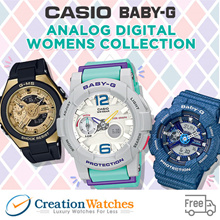 2e587d891f1d  CreationWatches  Casio Baby-G Analog Digital Womens Watch Collection