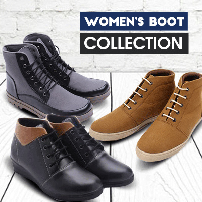 Dr Kevin BOOTS COLLECTION FOR WOMAN Deals for only Rp135.000 instead of Rp135.000