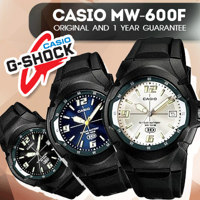 CASIO MW-600F Collections Deals for only Rp329.000 instead of Rp329.000