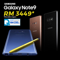 [RM3,349 After Coupon Applied] - FREE Shipping - SAMSUNG GALAXY NOTE 9 6GB+128GB/8GB+512GB FREE GIFT INCLUDED*ORIGINAL PACKAGING/SEALED* MY Warranty/Malaysia