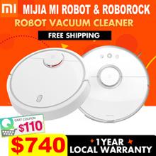 [Buddy Deal] Xiaomi Mijia Roborock Gen 2 + Xiaomi Mi Robot Gen 1 Robot Vacuum Cleaner