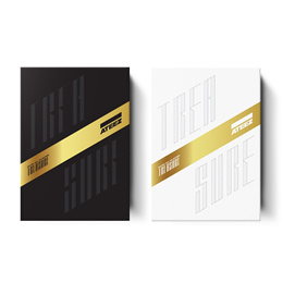 ATEEZ - TREASURE EP.FIN : All To Action [A+Z ver. SET] 2CD+2Photobooks+2Folded Posters+Free GIft