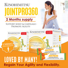 [2MTH SUPPLY] JointPro360 30sx2 - Relief Stiffness/Joint pain *Contain Glucosamine