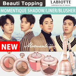 LIMITED ITEMS★LABIOTTE★Momentique Time Shadow/Handbell Gel Liner/Time blusher [Beauti topping]
