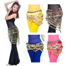 Waist Chain Belly Dance Wear Belt Hip Scarf Dancing Cloths Sports Dress Belts