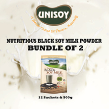 Unisoy Nutritious Black Soy Milk Powder Series