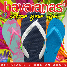 Havaianas Singapore Official E-Store Colorful and Simple Flip-Flops For Your Everyday Lifestyle!