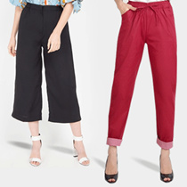 BEST SELLER WOMEN CASUAL AND JOGGER PANTS - GOOD QUALITY