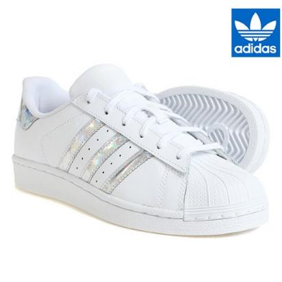 Adidas Superstar J Sneaker F33889