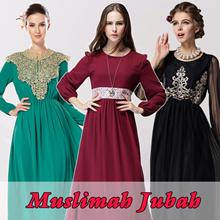 2019 Muslimah jubah ★ Chiffon Maxi Dress ★ Bohemian dress ★ Beach dress ★ Lace dress ★ Long Skit