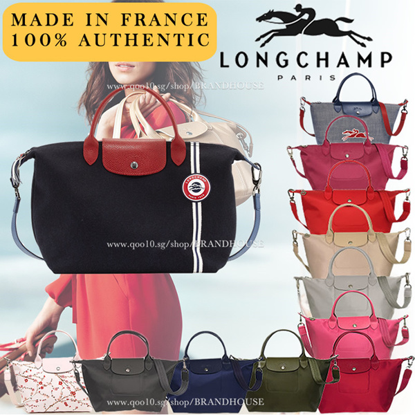 581ee18886cd  SG SELLER FLAT PRICE  100% AUTHENTIC bags longchamp Neo (Dust Bag Green