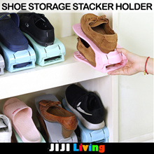 Bundles of SIX! ★INNOVATIVE ★Shoe Storage Stacker ★Organizer ★Shoe Rack Cabinet