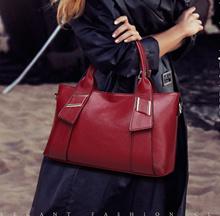 Euro Office Ladies Cow Leather Handbag