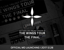 [NEW] BTS GOODS [THE WING TOUR THE FINAL]