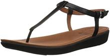 FitFlop Women s Tia Toe-Thong Flat Sandal