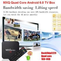 MXQ Pro 4K Android TV Box KODI Free HD Movies Apps Market TV Dramas Karaoke