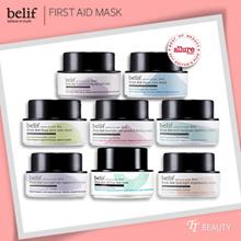 [belif]mask all First aid mask/ Deep pore care mask/ Aqua rush mask/ Overnight brightening/ Skin