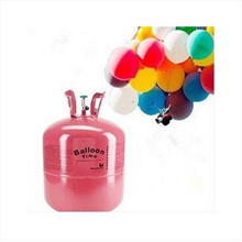 Domestic helium canister helium tank hydrogen substitute for balloon inflatable balloon Safety 13L (