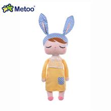 READY STOCK - Mainan Anak Boneka Metoo Angela Rabbit Ukuran 34 cm - 4 colour - BEST SELLER