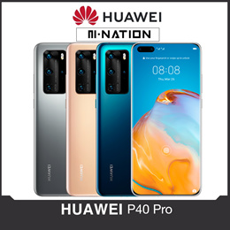 Local Stocks! HUAWEI P40 / P40 Pro 2 years warranty
