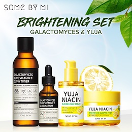 ★SPECIAL BUNDLE OF 3★ [SOME BY MI] BRIGHTENING SET / GALACTOMYCES TONER / SERUM / YUJA SLEEPING MASK