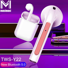 Y22/X26/ i100/i99/i77/i7 /i11 tws inpods 12 earphone Earbuds with Mic For Xiaomi Samsung Huawei