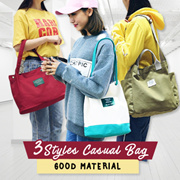 NEW!! Korea Style Shoulder Bag - 3 Style - Good Quality - Best Seller Women Bags