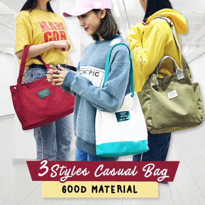 NEW!! Korea Style Shoulder Bag Deals for only Rp109.000 instead of Rp109.000