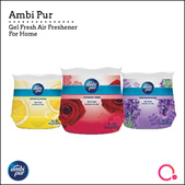 [PnG] Ambi Pur Gel Fresh Air Freshener - Rekindle Your Senses with these 6 scents