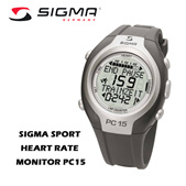 SIGMA SPORT HEART RATE MONITOR PC15