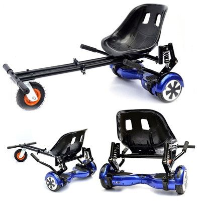 Qoo10 - Newest Hoverkart Seat Hoverboard Go-kart Frame with Rolling ...