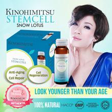 Kinohimitsu Stemcell Drink 6s * PREMIUM Quality * ♥Snow Lotus Stem Cell♥Anti-aging♥