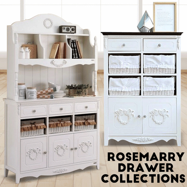 [Ready Stock] Rosemarry Drawer Collection Deals for only Rp1.700.000 instead of Rp1.700.000
