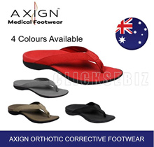 ★Authentic [AXIGN]★ AUSTRALIA  Flip Flop Sandals ★ Unisex Sandal / Slipper Corrective Footwear
