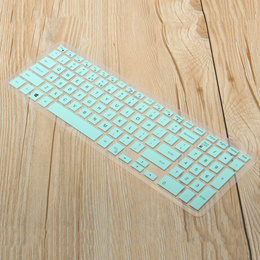 For Dell for Inspiron 15 5000 Series 15.6inch Laptop Keyboard Cover Silicone Computer Keyboard Prote