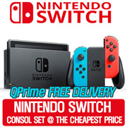 [SUPER BIG DEAL] Nintendo Switch Console Super Bundle