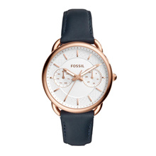 FOSSIL TAILOR ANALOG ES4260ROSE GOLD WOMENS WATCH