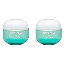 2Pcs Biotherm Gel 48H* Continuous Release Hydration (For Normal to Combination Skin) 1.69oz, 50ml