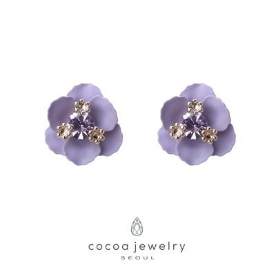 Cocoa Jewelry Anting Cherry Blossom 19-COE-02.2