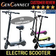 【LTA COMPLIANCE】 LOWEST PRCE! FREE SHIPPING! Good Quality Electric Scooter! Best gift! Kid