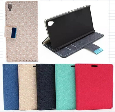 COUPON · Luxury Maze grid Leather case for Samsung Galaxy Core2 G355H/Grand Neo Plus