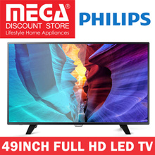 PHILIPS 49PFT6100 49INCH FULL HD SMART SLIM LED TV / WITH LOCAL WARRANTY *NEW* WITH PIXEL PLUS HD