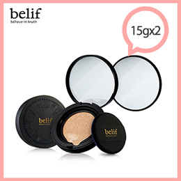 [belif] Moisture bomb cushion- Light beige bullet 15gx2 ☆★TT BEAUTY☆★ Korean Cosmetics