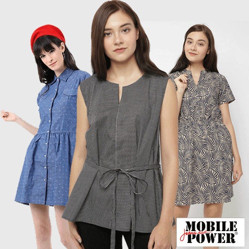 Clearance sale 80% off_free shipping JABODETABEK_Tops_Blouse_mini dress_Tunic_Tshirt_more collection