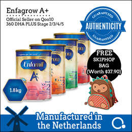 [Enfagrow A+] [SINGLE TIN] Enfagrow/Enfamil Stage 2/3/4/5 1.8kg OFFICIAL  MADE IN THE NETHERLANDS