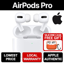 [JP Apple Warranty] Apple AirPods Pro ★ Wireless Bluetooth Earphones Noise Canceling Genuine Apple