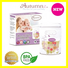 NEW - 10oz! Autumnz Breast Milk Storage Bags ♥ 5oz / 7oz / 10oz/ 12oz breastmilk storage bags