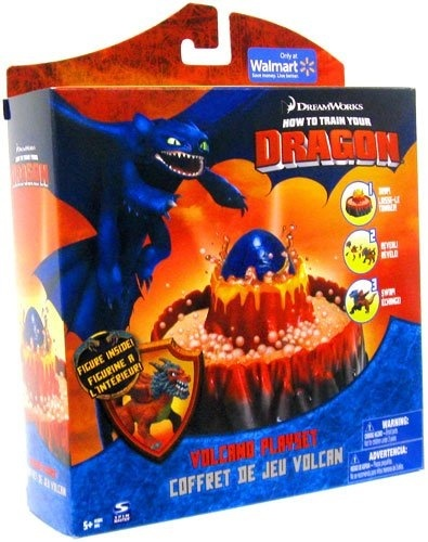 8110bdcb5 (DreamWorks) How To Train Your Dragon Movie Volcano Playset by DreamWorks -20031945