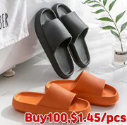 2021 sandals and slippers to increase the sense of stepping on shit, summer home bathroom bath